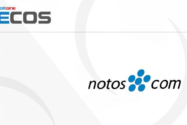 H Notos Com επέλεξε τη λύση ECOS E-Invoicing της SoftOne